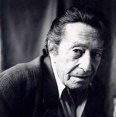 Portrait de Laborit (années 1990)