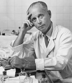 Hans Selye et le stress, Laborit et l'inhibition de l'action
