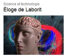 Entrevue avec Jacques Laborit aux Années Lumières