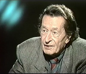 Vidéo de Laborit à l'émission de télévision « Nom de dieux » en 1993