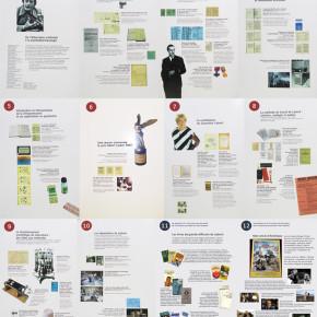 Les 13 panneaux de l'exposition sur Laborit accessibles sur Éloge de la suite !