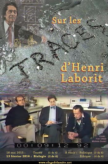 affiche - Sur les traces d'Henri Laborit - v2 - flattened - contrasté - petite - avec Crédit