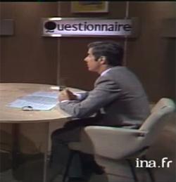 Laborit sur TF1 avec Jean-Louis Servan-Schreiber en 1980