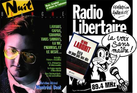 Radio Libertaire - Dieu ne joue pas aux dés - Nuit Blanche