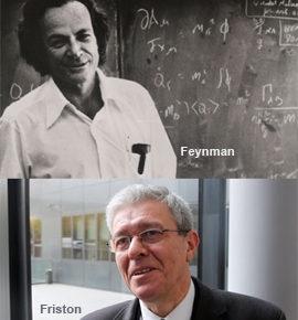 De Feynman à Friston, en passant par Laborit: minimiser l'entropie pour survivre