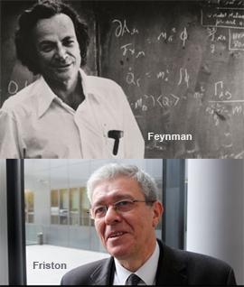 feynman-friston