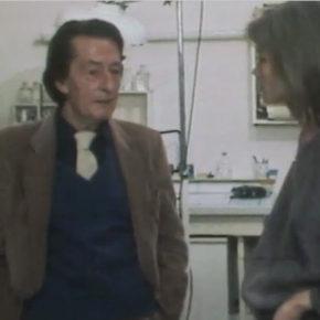 Une entrevue filmée de Françoise Hardy avec Laborit en 1982