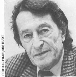 Un dossier consacré à Laborit dans la revue Prospectives de décembre 1987