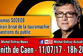 Le philosophe Michel Onfray explique le concept d'inhibition de l'action de Laborit