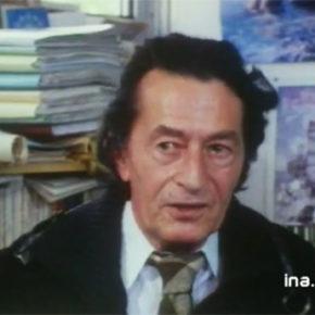 Film sur la schizophrénie où Laborit raconte la découverte de la chlorpromazine
