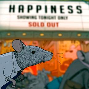 """""""Happiness"""", un court métrage qui n'est pas sans évoquer Laborit et Resnais"""