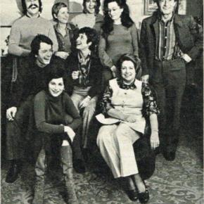 Une photo de famille, deux livres et cinq articles de Laborit sous le sapin !